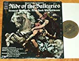 WAGNER Ride Of The Valkyries LP Leonard Bernstein NYP COLUMBIA MS 7141 stereo NM in shrink