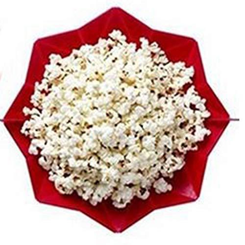 Silicone Microonde Popcorn Maker Popcorn Popper Homemade Delicious Popcorn Bowl Strumenti di cottura Cucina Bakingwares Secchio fai da te