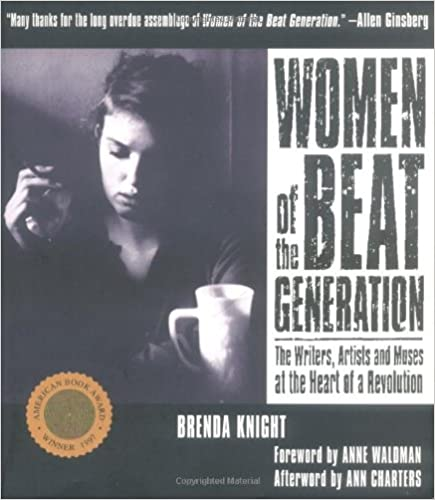 Book Women of the Beat Generation: The Writers, Artists and Muses at the Heart of a Revolution