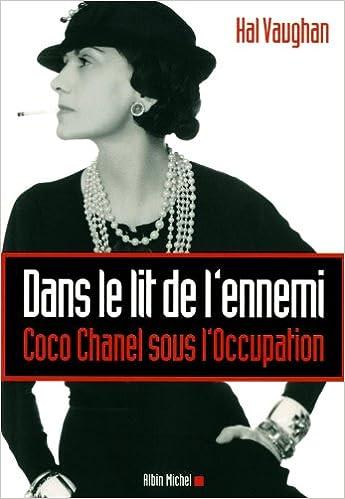 Livres Dans le lit de l'ennemi : Coco Chanel sous l'Occupation pdf, epub ebook