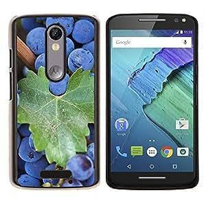 "For Motorola Droid Turbo 2 / Moto X Force , S-type Naturaleza Hermosa Forrest Verde 45"" - Arte & diseño plástico duro Fundas Cover Cubre Hard Case Cover"