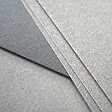 MingART Velour Sanded Pastel Paper 7sheets (21.6-x-31.1-inch)