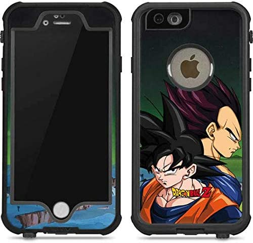 Dragon Ball Z Vegeta 2 iphone case