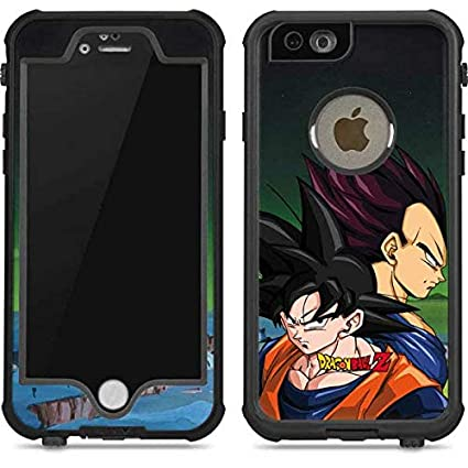 huge discount b7343 29aef Amazon.com: Dragon Ball Z iPhone 6/6s Waterproof Case - Dragon Ball ...