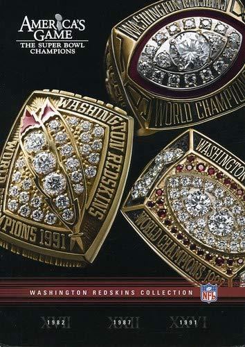 NFL: America's Game: Washington Redskins (Redskins Dvd Washington)