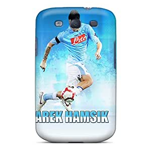 High Quality Williamore Hamsik Skin Case Cover Specially Designed For Galaxy - S3