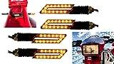 4x Naked Turn Signal OZ-USA LED Blinker Dual Sport Motorcycle Dirt Bike Light Street Fighter ZL