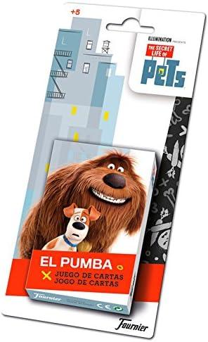 Fournier Baraja Cartas Mascotas Pets: Amazon.es: Juguetes y juegos