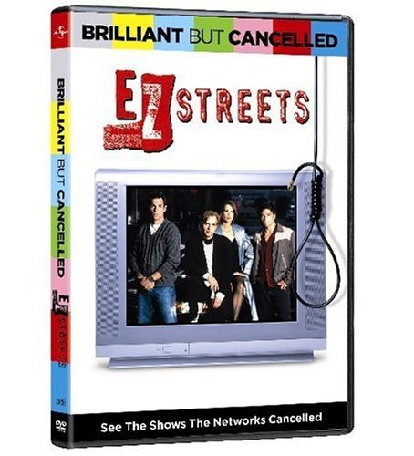 Brilliant But Cancelled: Ez Streets (Full Frame, Subtitled, Dolby)