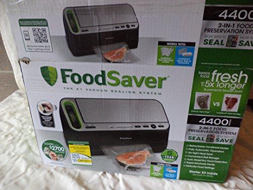 Foodsaver 2-IN-1 Preservation System 4400 Series