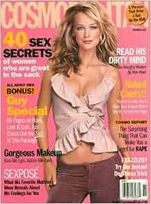 November 2002 Jolijn Spek: Cosmopolitan Magazine: Amazon.com: Books