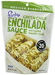 Frontera Pouch, Enchilada Skillet Green Chile, 8-Ounce (Pack of 6)