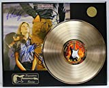 #8: SCORPIONS GOLD LP LTD EDITION REPRODUCTION SIGNATURE RECORD DISPLAY