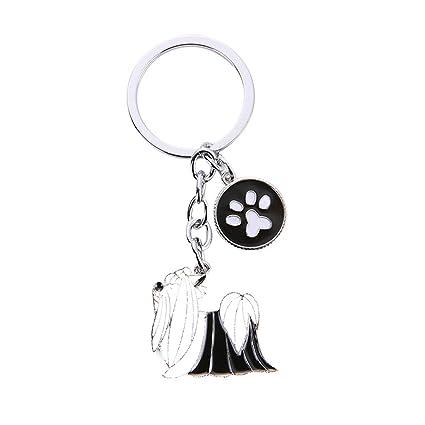 Wansan Llavero Perro Mascota Colgante Shiba Inu del Encanto ...