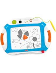 (必备)Fisher-Price 儿童绘画算数写字魔板 Doodler With 2 Stampers 蓝 $13.99