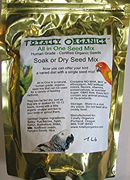 Totally Organics All-in-One Seed Mix - 1 Lb ()