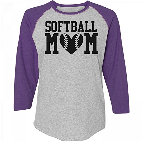 Womens All Star Rib Raglan - 7