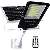 Farola LED Solar URBAN 200W + Mando a distancia, Blanco frío