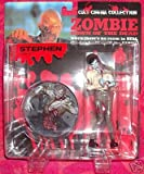 REDS Zombie Dawn of The Dead Stephen Figure