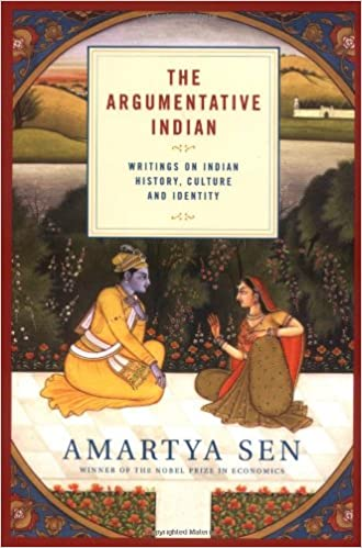 Book The Argumentative Indian: Writings on Indian History, Culture and Identity