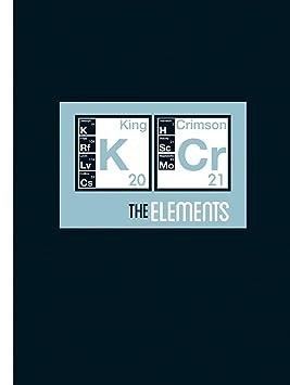 The Elements Tour Box 2021 (2CD set + 28 pages)
