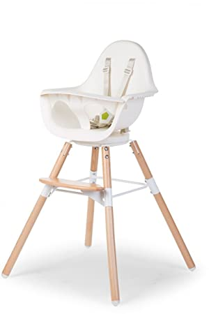 Peachy Childhome Highchair Rotating Evolu One80 Natural Modern Ibusinesslaw Wood Chair Design Ideas Ibusinesslaworg