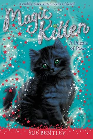 book cover of A Puzzle of Paws