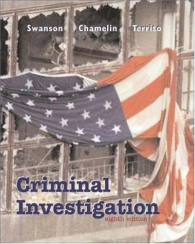Criminal Investigation with Free
