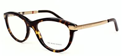 72d7f27c884 Image Unavailable. Image not available for. Color  Burberry BE2161Q  Eyeglasses-3002 Dark Havana-51mm