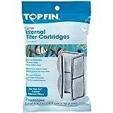 Top Fin 15 corner filter cartridge (2 count)