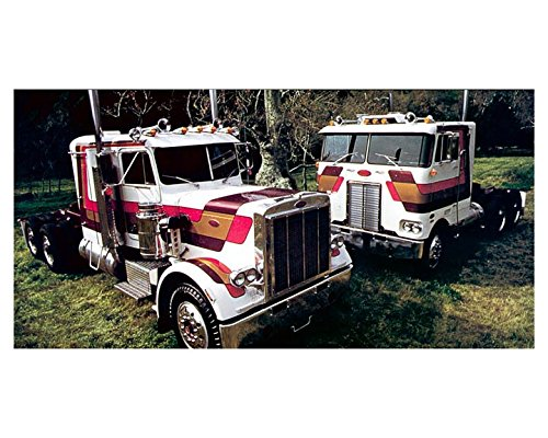 1975 Peterbilt Conventional & COE Truck Photo Poster from AutoLit