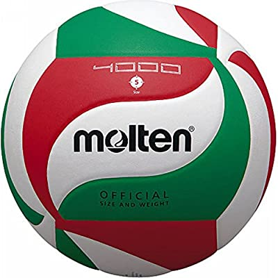 Molten V5M4000 Official Volleyball PU Leather by Molten