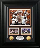 San Francisco Giants 2014 World Series Champions Marquee Framed Photo With Commemorative Gold Coin - Licensed MLB Baseball Gift