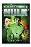 Incredible Hulk: Season Two [DVD] [Region 1] [US Import] [NTSC]