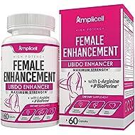 Natural Herbal Female Desire Supplement - Magic Pill for Women Testosterone Booster, Energy, Prevent Vaginal Dryness 100% Women Supplement