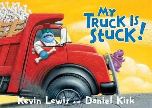Kevin Lewis Truck Stuck Brdbk product image