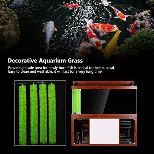 Césped decorativo para peces de acuario 6