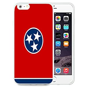 NEW Fashion Custom Designed Cover Case For iPhone 6 Plus 5.5 Inch Tennessee White Phone Case