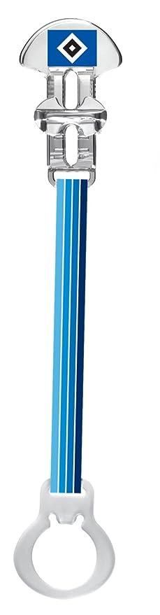 3 opinioni per MAM 66473100 Clip- Catenella porta ciuccio, motivo Hamburger Sportverein