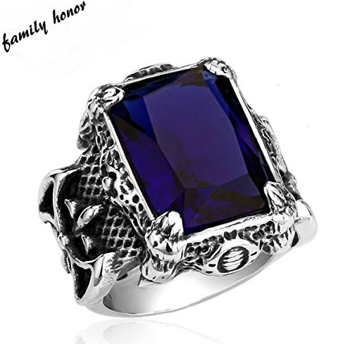 by-sterling-silver-express-sale-vintage-art-deco-ring-thai-silver-titanium-steel-warrior-gem-stone-r