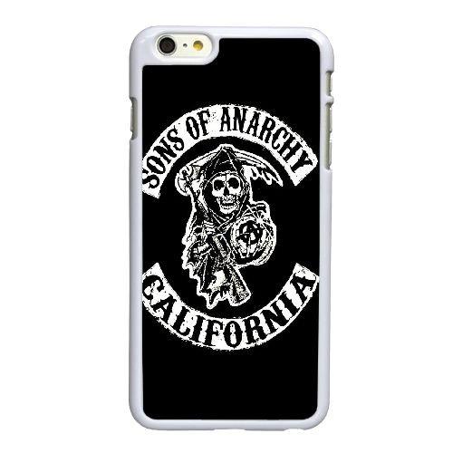 Q8E71 SOA K9U1XI coque iPhone 6 4.7 pouces Cas de couverture de téléphone portable coque blanche IH6BFL8QN