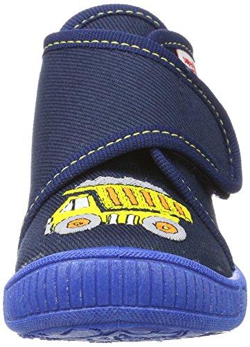 Superfit Bully - Zapatillas de casa Niños Océano Azul (Ocean)