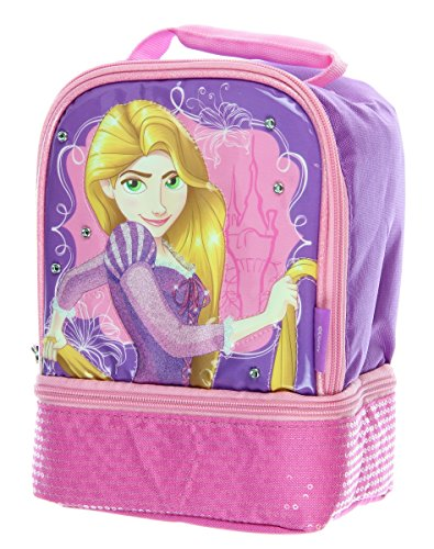 Thermos Dual Compartment Lunch Kit, Princess