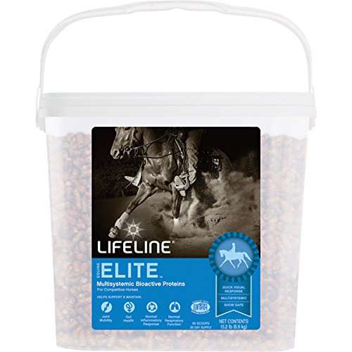 LIFELINE Equine Elite Performance Pellets for Equine Athletes 30-Day by Lifeline