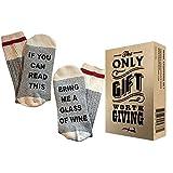 Comfort Cotton Socks + Gift Box
