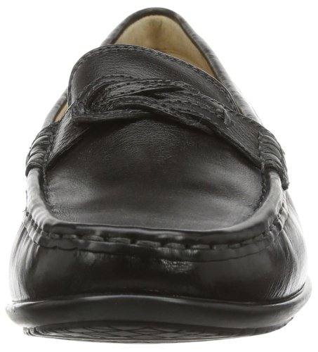 Sioux Women's Black Cosetta Mocassins Black zz4pvPq