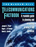 img - for McGraw-Hill Telecommunications Factbook by Joseph A. Pecar (1993-02-01) book / textbook / text book