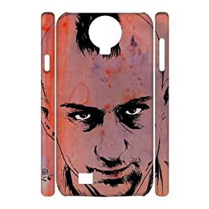 ZK-SXH - Taxi Driver Diy 3D Cell Phone Case for SamSung Galaxy S4 I9500,Taxi Driver Personalized 3D Cover Case