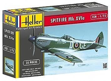 Heller - 80282 - Maqueta para construir - Spitfire Mk XVI ...