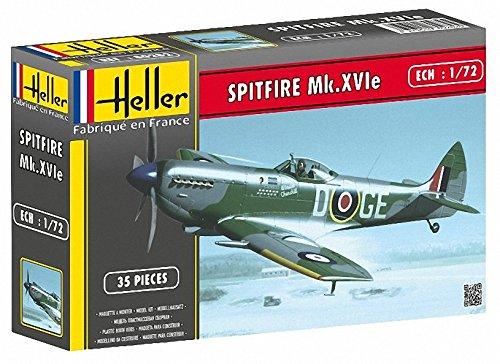 (Heller Spitfire MK 16E Airplane Model Building Kit)